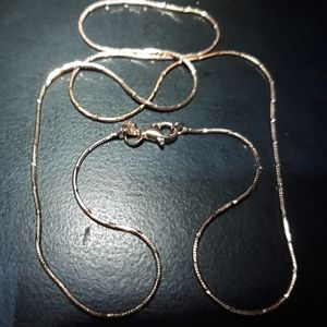 Jewelry - Snake Station Necklace l10